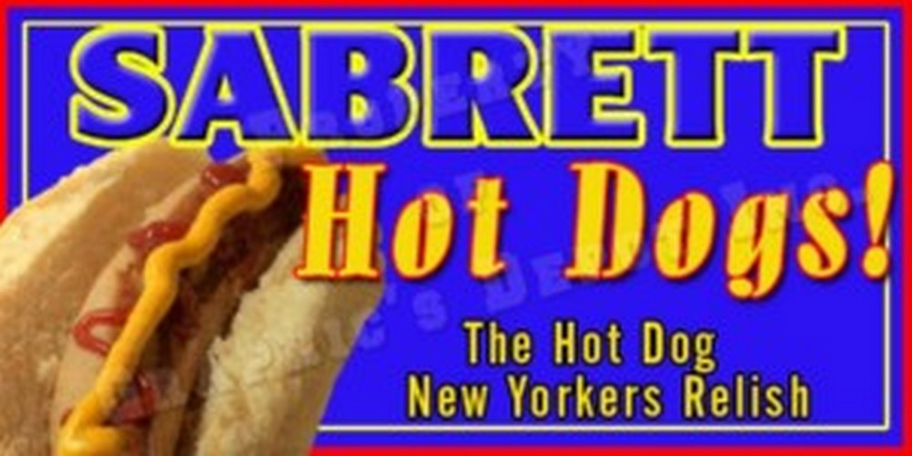 What Are The Number  Sabrett Hot Dogs
